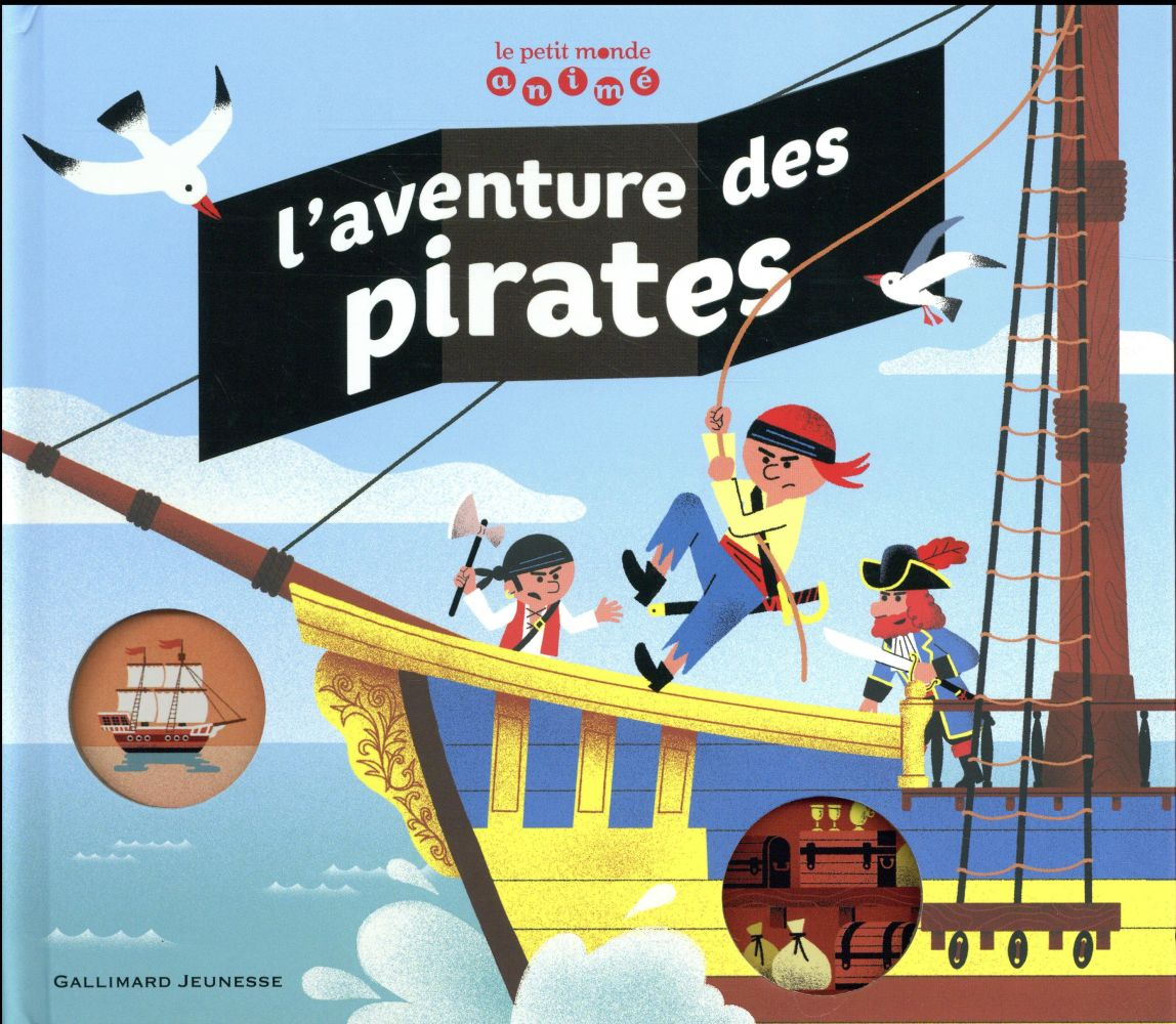 L'AVENTURE DES PIRATES
